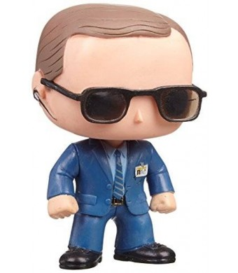 FunKo POP Marvel: S.H.I.E.L.D - Agent Coulson Toy Figure