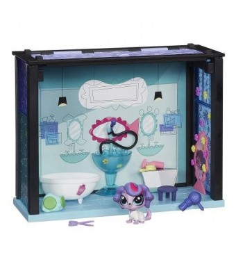 Littlest Pet Shop Say Ahh to The Spa Style Set