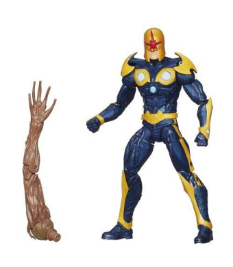 Marvel Guardians of The Galaxy Marvel's Nova Figure, 6-Inch