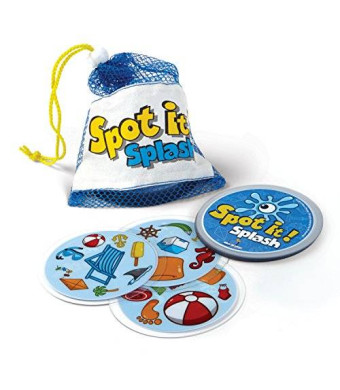 Blue Orange Spot it! Splash Card Game