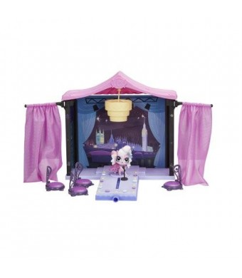 Littlest Pet Shop Let's Start The Show Style Set