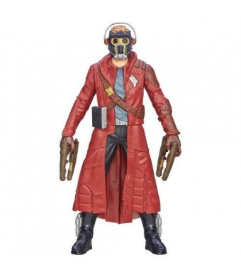 """Marvel Guardians of The Galaxy Battle FX Star-Lord Figure, 12"""""""