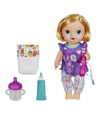 BaAlive Baby Alive Brushy Brushy Baby Doll - Blonde