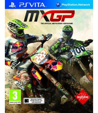PQube MXGP - The Official Motocross Video game (Vita) (UK Import)
