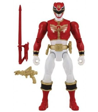Power Rangers Super Megaforce - Power Rangers Megaforce - Red Ranger Action Hero, 5-Inch
