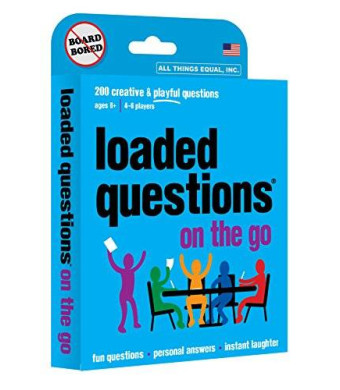 All Things Equal, Inc. Loaded Questions On The Go card game