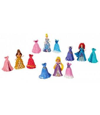 Mattel Disney Princess Little Kingdom Magiclip Fashion Giftset