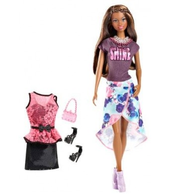 Barbie So In Style Grace Doll and Fashion Gift Set