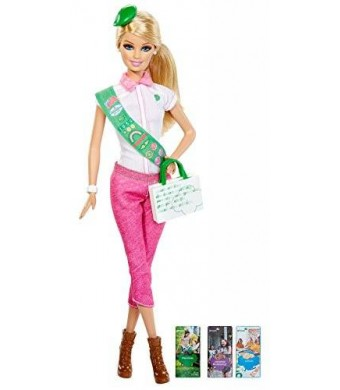 Barbie Loves Girl Scouts Doll