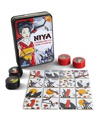 Blue Orange Niya - a game by Bruno Cathala