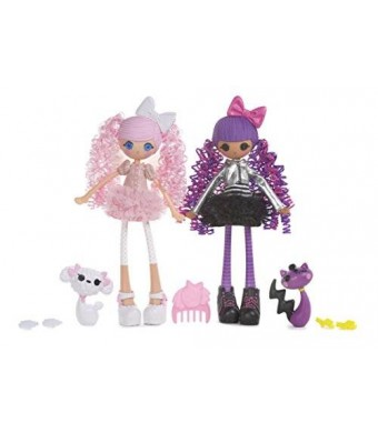 Lalaloopsy Girls Dolls 2-pack - Cloud E. Sky and Storm E. Sky