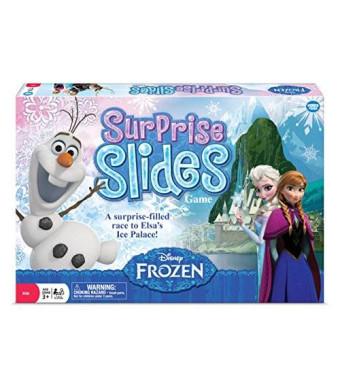 Wonder Forge Disney Frozen Surprise Slides! Game