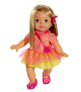 Little Mommy Sweet As Me Ballet Bright Doll