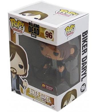 Pop! Television Walking Dead Biker Daryl Dixon Vinyl Figure Previews Exclusive