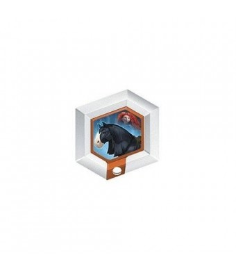 Disney Interactive Studios Disney Infinity Series 3 Power Disc Angus (Merida's horse from Brave)