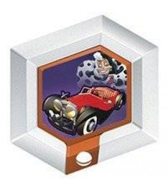 Disney Interactive Studios Disney Infinity Series 3 Power Disc Cruella De Ville's Car (from 101 Dalmations)