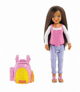 Fisher-Price Loving Family Hispanic Sister Figure