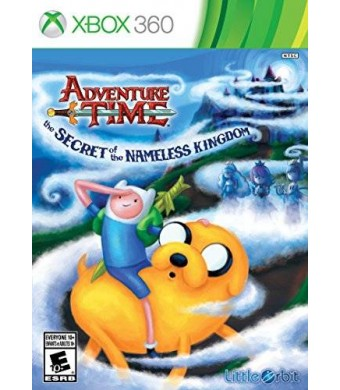Little Orbit Adventure Time: The Secret of the Nameless Kingdom - Xbox 360
