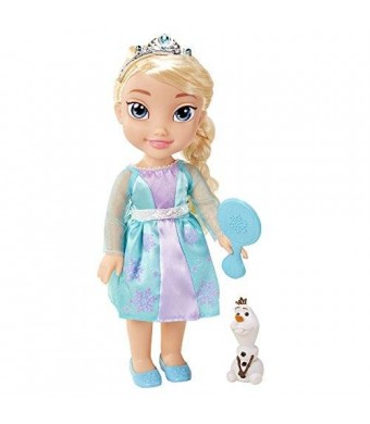 Disney Frozen 31070 Toddler Elsa Doll with Reflection Eyes