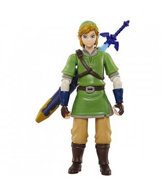 Legend of Zelda World of Nintendo Super Mario 4 Inch Figure with Mystery Accessory Link