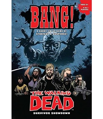 USAopoly BANG!: The Walking Dead
