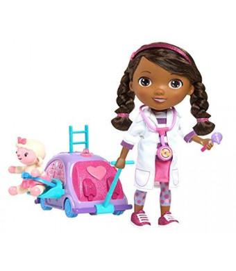 Just Play Doc McStuffins Walk 'N Talk Doll