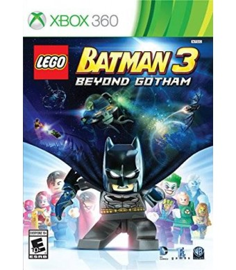 Warner Home Video - Games LEGO Batman 3: Beyond Gotham - Xbox 360