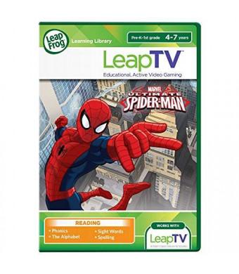 LeapFrog Enterprises LeapFrog LeapTV Ultimate Spider-Man Educational, Active Video Game