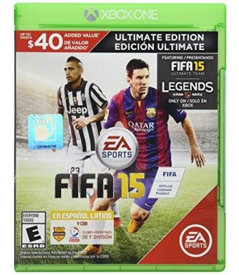 Electronic Arts FIFA 15 (Ultimate Edition) - Xbox One