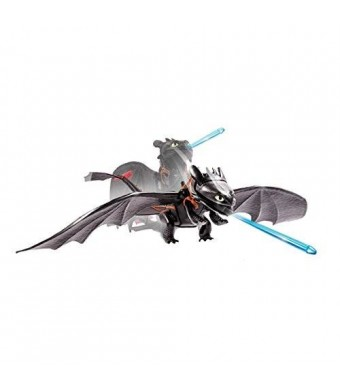 Dreamworks Dragons How to Train Your Dragon 2 Defenders of Berk Action Dragon Toothless (Lunge Attack)