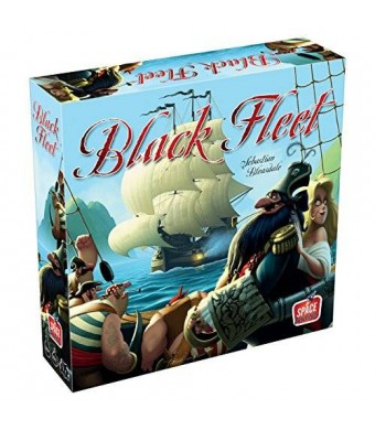 Asmodee Black Fleet Game