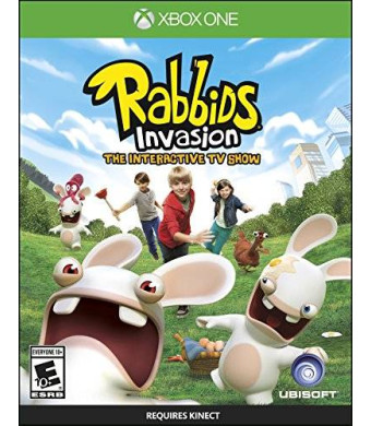 Ubisoft Rabbids Invasion