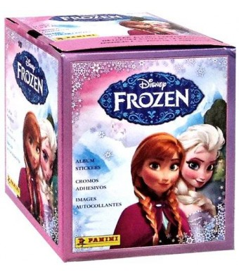 Panini Disney 2014 Frozen Stickers (50 Count)