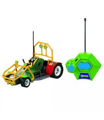 Teenage Mutant Ninja Turtles Radio Control Patrol Buggy Vehicle (49 MHz)