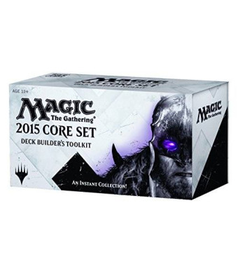 Wizards of the Coast Magic the Gathering 2015 Core Set Deck Builder's Toolkit