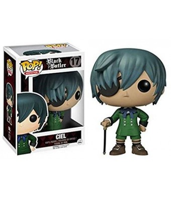 FunKo POP Anime: Black Butler - Ciel Toy Figure