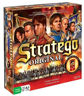 Patch Products Inc. Stratego Original Game