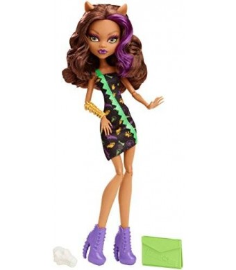 Monster High Freaky Field Trip Clawdeen Wolf Doll