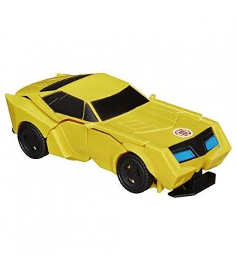 Transformers Robots in Disguise 1-Step Changers Bumblebee Figure