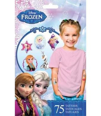 Disney Frozen Temporary Tattoos