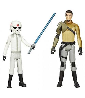 Star Wars Mission Series Ezra Bridger (Cadet) and Kanan Jarrus Pack