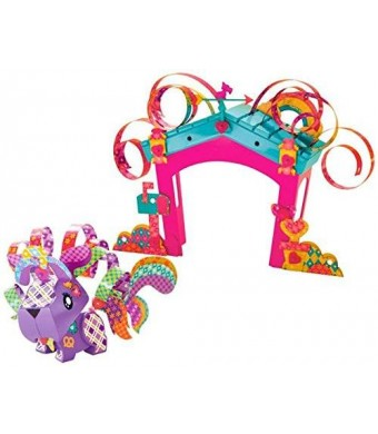 Mattel AmiGami Dog and Doghouse Playset