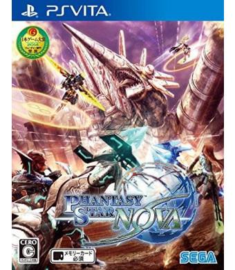 Sega Phantasy Star Nova