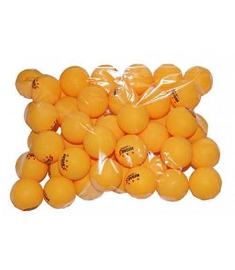 REGAIL 50 Orange 3-star 40mm Table Tennis Balls Advanced Training Ping Pong Balls
