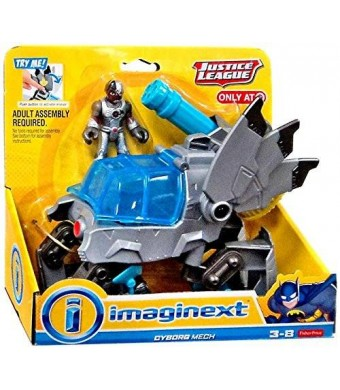 Imaginext Justice League Cyborg Mech