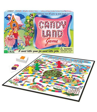 Winning Moves Candy Land 65th Anniversary Game