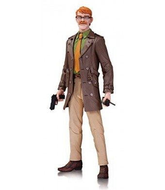DC Collectibles DC Comics Designer Action Figures Series 3: Commissioner Gordon by Greg Capullo Action Figure