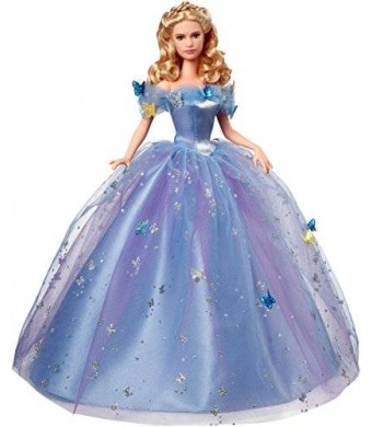 Mattel Disney Cinderella Royal Ball Cinderella Doll