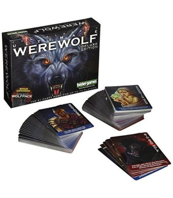 Bezier Games Ultimate Werewolf Deluxe Edition Board Game