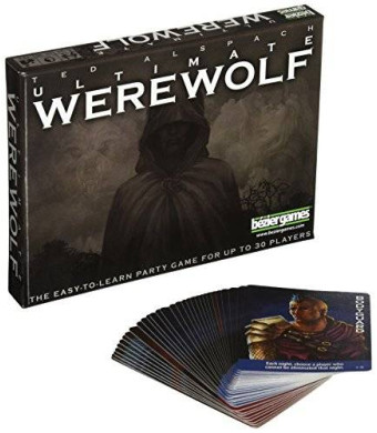 Bezier Games Ultimate Werewolf Revised Edition Board Game